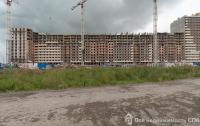 Ход строительства в корпусе 1,2,3,4 очереди