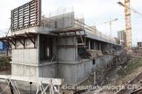 Ход строительства в корпусе Корпус 7