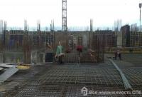 Ход строительства в корпусе Корпус 1