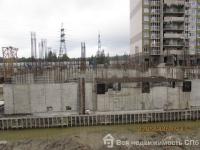 Ход строительства в корпусе 2 очередь