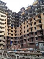 Ход строительства в корпусе Корпус Г