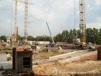 Ход строительства в корпусе Корпус 3