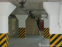 Ход строительства в корпусе Паркинг