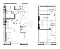 Однокомнатные квартиры в «Ижора Сити»
