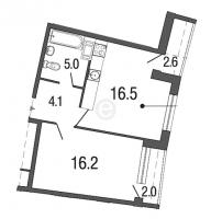 Однокомнатные квартиры в Ultra City («Ультра Сити»)