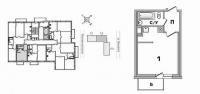 Однокомнатные квартиры в «Звезда»