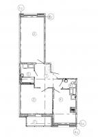 Двухкомнатные квартиры в «Ласточкино Гнездо»