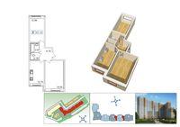 Двухкомнатные квартиры в «Приневский»