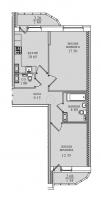 Двухкомнатные квартиры в «Северная долина»