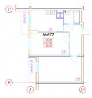 Двухкомнатные квартиры в «Шушары»