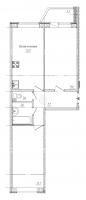 Двухкомнатные квартиры в «Тридевяткино Царство»