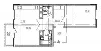 Двухкомнатные квартиры в «ЗимаЛето»