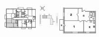 Двухкомнатные квартиры в «Звезда»