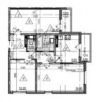 Трехкомнатные квартиры в «Цветной город»