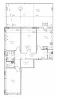 Трехкомнатные квартиры в «Гольфстрим»