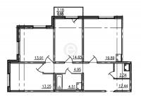 Трехкомнатные квартиры в «Калина-Парк 2»