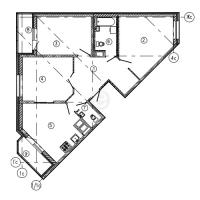 Трехкомнатные квартиры в «Ласточкино Гнездо»