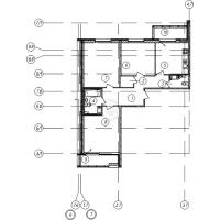 Трехкомнатные квартиры в «Самоцветы»
