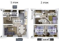 Трехкомнатные квартиры в «Счастье»
