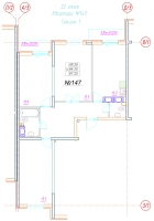 Трехкомнатные квартиры в «Шушары»