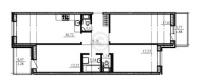 Трехкомнатные квартиры в «Старая крепость»