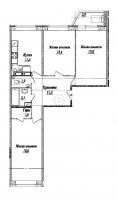 Трехкомнатные квартиры в «Тридевяткино Царство»