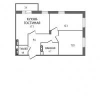 Трехкомнатные квартиры в «ЗемлЯнино»