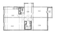 Трехкомнатные квартиры в «ЗимаЛето»