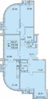Многокомнатные квартиры в «Граф Орлов»