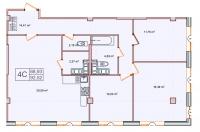 Многокомнатные квартиры в «Парнас»