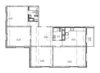 Многокомнатные квартиры в «ЗимаЛето»