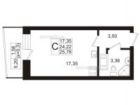 Квартиры-Студии в «Березовая роща»