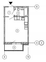 Квартиры-Студии в «Дом на Обручевых»