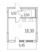 Квартиры-Студии в «Граффити»