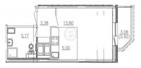 Квартиры-Студии в GreenЛандия
