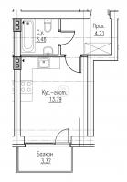 Квартиры-Студии в «Ижора Сити»