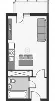 Квартиры-Студии в «Ленинградская перспектива»