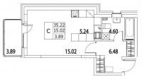 Квартиры-Студии в «Life Приморский»
