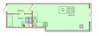 Квартиры-Студии в «Парнас»