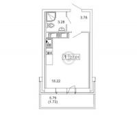 Квартиры-Студии в «Новое Мурино»