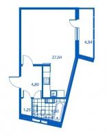 Квартиры-Студии в «Новый Петергоф»