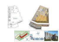 Квартиры-Студии в «Приневский»