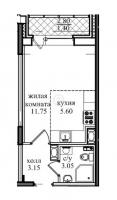 Квартиры-Студии в «Северная долина»
