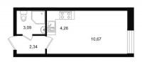 Квартиры-Студии в «Северный вальс»