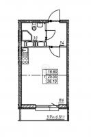 Квартиры-Студии в «Шушары»