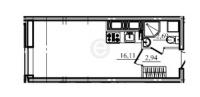 Квартиры-Студии в «Старая крепость»