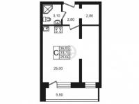 Квартиры-Студии в «Тридевяткино Царство»