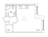 Квартиры-Студии в «Весна-3»