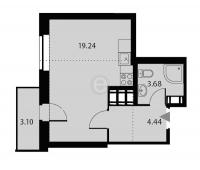 Квартиры-Студии в «Высота»