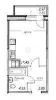 Квартиры-Студии в «Юнтолово»